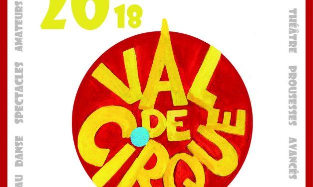 Val de cirque : formations pour professionnels et amateurs