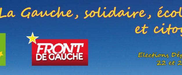 La Gauche, Solidaire, Écologiste Et Citoyenne