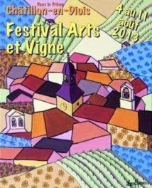 L'association des Arts et de la Vigne de Chatillon-en-Diois