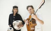 Intui Sons : Michel Gentils et Shyamal Maïtra en concert au théâtre de Die