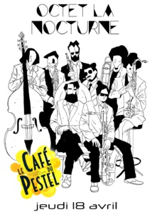 Jazz au Café du Pestel