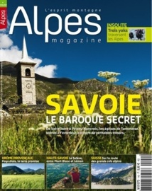 Alpes Magazine / Avril-Mai 2013