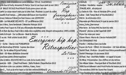 EMERGENCE HIP HOP#10