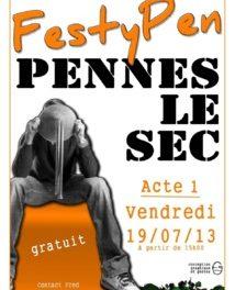 «FestyPen» : un nouveau festival à Pennes-le-Sec