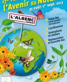 Festival de l'Avenir au Naturel à L'Albenc