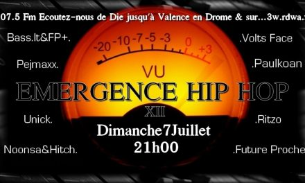 Emergence Hip Hop n°12