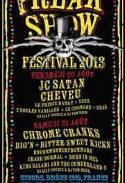 The FreakShow Festival de Gigors et Lozeron