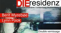 Berit Myrebøe et Lynn Pook exposent à DIEresidenz