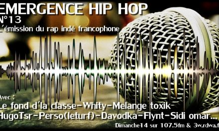 Emergence hip hop#13