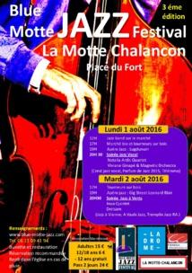 Blue Motte Jazz Festival 2016