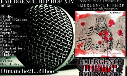 Emergence hip hop XIV