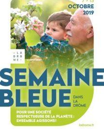 La Semaine Bleue dans la Vallée de la Drôme