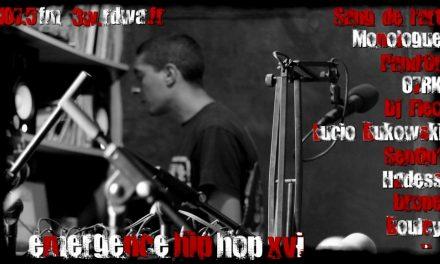 Emergence Hip Hop XVI