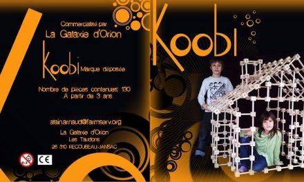 Pour Noël pensez à Koobi, un jeu made in Diois