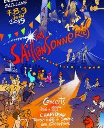 Festival Les Saillansonneries