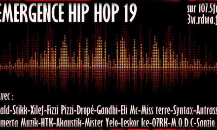 Emergence hip hop 19