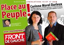 Corinne Morel Darleux – Front De Gauche