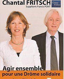 Chantal Fritsch – Mouvement Démocrate