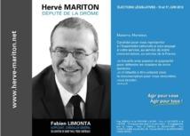 Hervé Mariton – Union pour un Mouvement Populaire