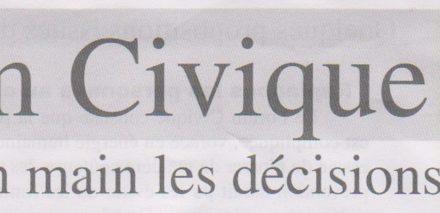 Forum Civique Diois