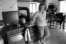 Marie Puissant, éleveuse et productrice de fromage au Désert en Valjouffrey