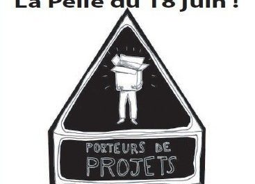 Die@mbulation [18.06.2012] : La Pelle du 18 juin