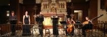 Les concerts estivaux à l'Abbaye de Valcroissant