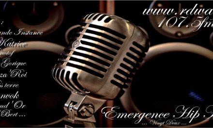 Emergence Hip Hop XXII
