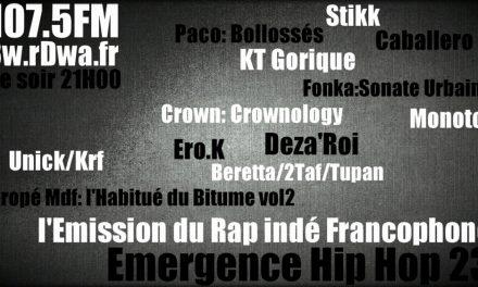 Emergence Hip Hop XXIII