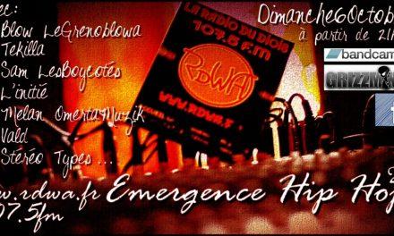 EMERGENCE HIP HOP XXV