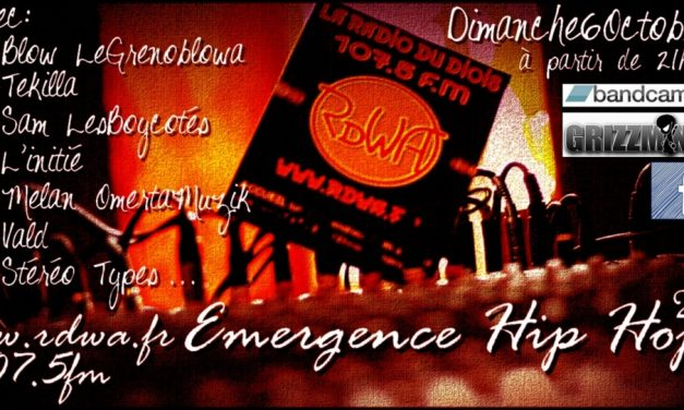 EMERGENCE HIP HOP XXV