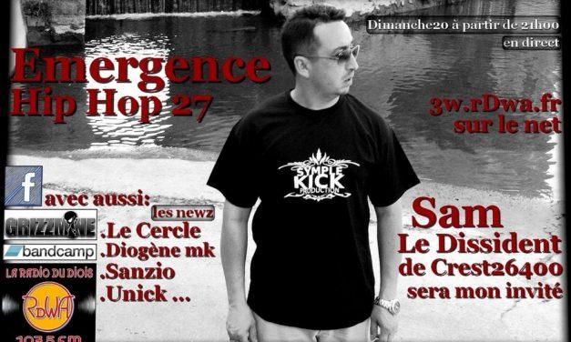 Emergence Hip Hop XXVII