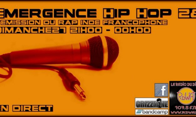 Emergence Hip Hop XXVIII