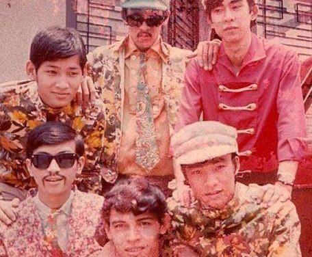 A LA RECHERCHE DU GROOVE PERDU (287) Tour du monde funk-soul 70's en 45 tours – Vietnam, Thailande, Inde et Iran