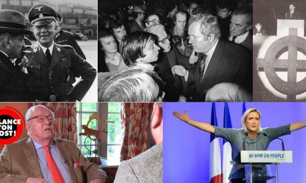 A LA RECHERCHE DU GROOVE PERDU (289) Musique et politique 1 : Front national, des nostalgiques du 3ème reich à la dédiabolisation
