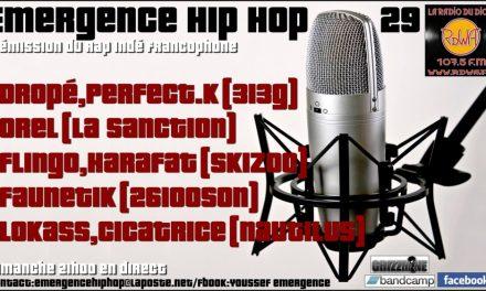 Emergence Hip Hop XXIX
