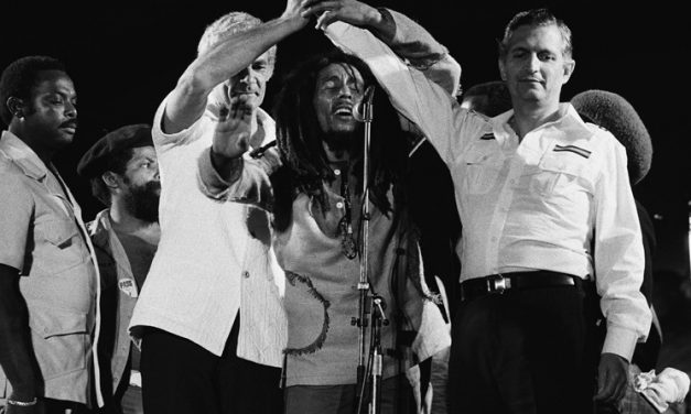 A LA RECHERCHE DU GROOVE PERDU (293) Musique et politique 5 : reggae et politique en Jamaique dans les années 70