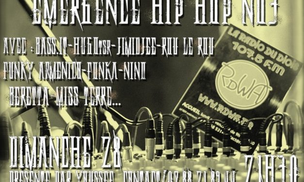 Emergence Hip Hop #3