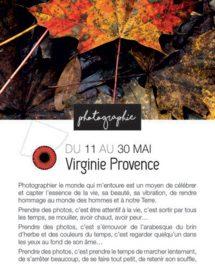 Photographies de Virginie Provence au Monastère de Sainte-Croix