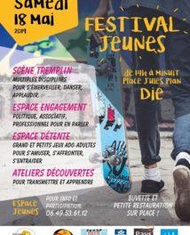 L'écho de l'Espace : Festival Jeunes 2019