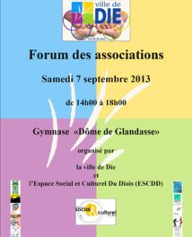 Forum des Associations 2013 (suite)
