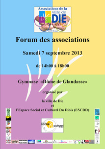 Forum des Associations 2013