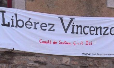 Soutien à Vincenzo Vecchi #1 & #2