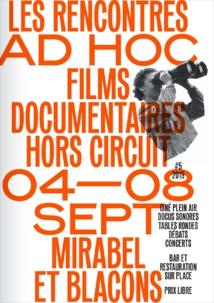Les Rencontres Ad Hoc 5 à Mirabel-et-Blacon