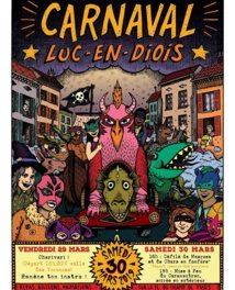 Le carnaval de Luc-en-Diois