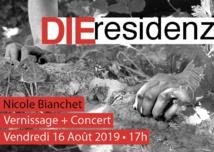 Nicole Bianchet expose à DieResidenz