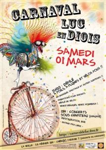 Carnaval de Luc-en-Diois 2014
