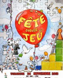 La Fête Dioise du Jeu le 24 novembre 2013 à Die