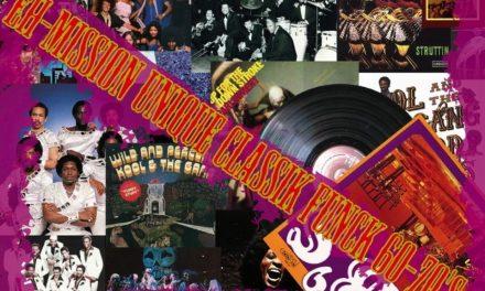 Emission Unique Classique Funk 60-70's