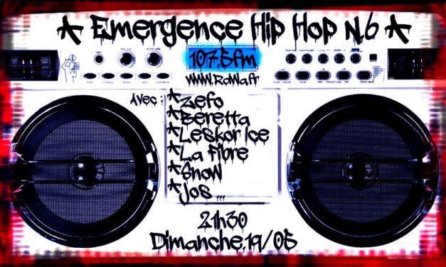 Emergence Hip Hop#6